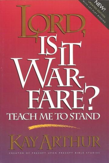 Is It Warfare - Lord series
