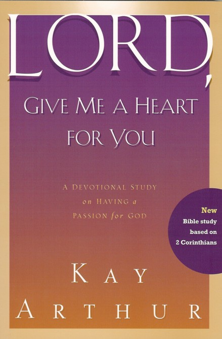 Give Me a Heart for You - LORD series