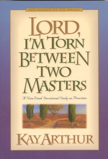 Im Torn Between Two Masters - Lord series
