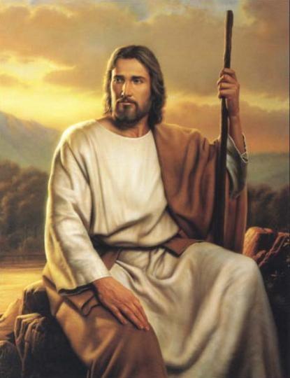 jesus on earth